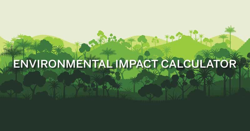 Environmental Impact Calculator