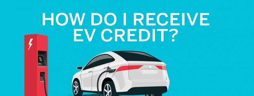 How to receive New Jersey electric vehicle credit